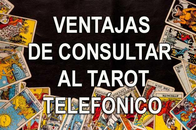 ventajas del tarot telefónico